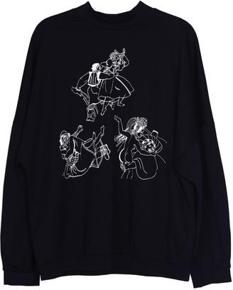 Acephala Oversize Kimono Sweatshirt