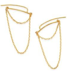 Jules Smith Loren Ear Crawlers $50 thestylecure.com