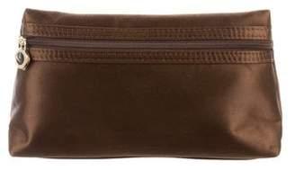 Bvlgari Satin Cosmetic Bag