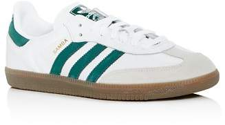 adidas Men's Samba OG Leather Low-Top Sneakers