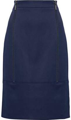 Raoul Cotton-Blend Twill Pencil Skirt