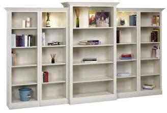 Canora Grey Edmondson Oversized Set Bookcase Canora Grey