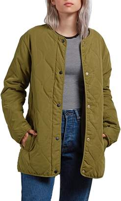 Volcom Quilted Liner Jacket