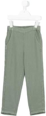 Bellerose Kids straight-leg trousers