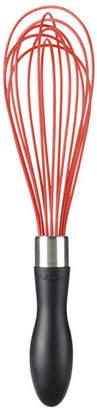 "OXO Good Grips Red 11"" Silicone Balloon Whisk"