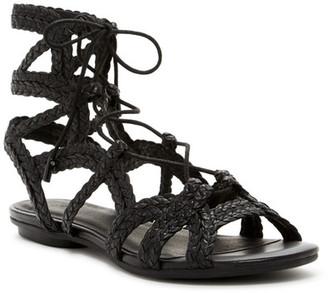 Joie Fynn Lace-Up Sandal $280 thestylecure.com