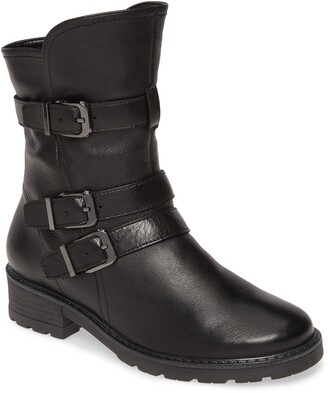 ara Dallas Moto Boot