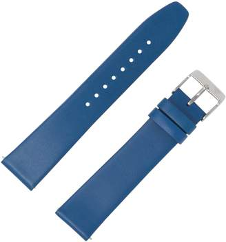 Dakota Men's Quartz Metal and Leather Watch, Color: (Model: 10616)