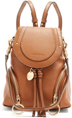 See by Chloe Olga leather backpack