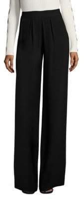 Ramy Brook Iris Wide-Leg Lux Crepe Pants