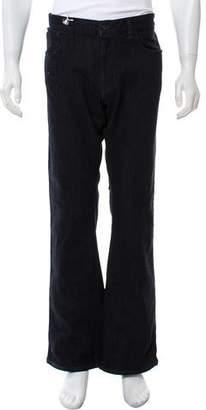 Giorgio Armani Five-Pocket Relaxed Jeans