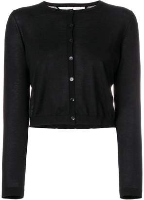 RED Valentino fitted button-down cardigan