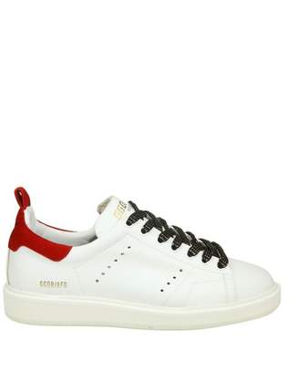 "Golden Goose Sneakers ""starter"" In White Leather"