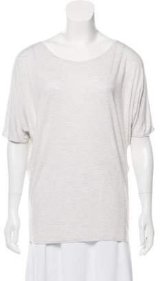 Vince Oversize Short Sleeve Top