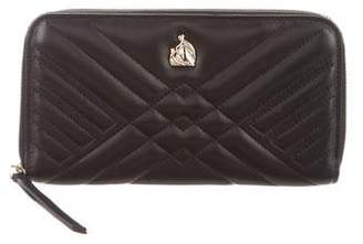 Lanvin Sugar Continental Wallet w/ Tags