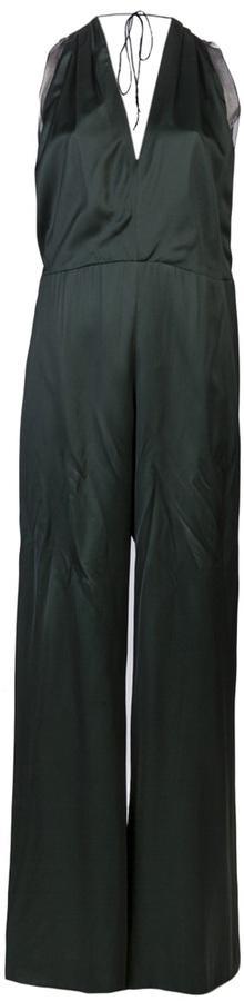 Sonia Rykiel Silk jumpsuit