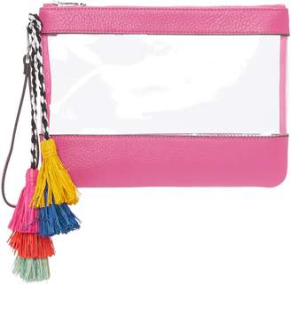 Vince Camuto Thore Translucent Pouch