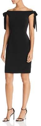 Adelyn Rae Yuki Off-the-Shoulder Sheath Dress