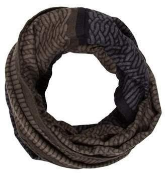 Hermes Cashmere Silk Muffler w/ Tags