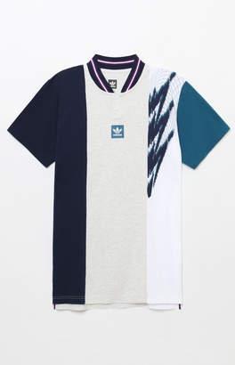 adidas TNNS Colorblock Jersey