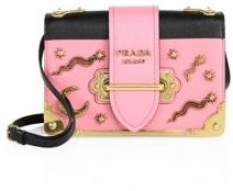 Prada City Leather Celestial Cahier Shoulder Bag $1,990 thestylecure.com