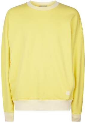 Solid Homme Oversized Sweater