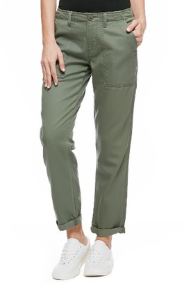 Women's Sanctuary Army Pants $109 thestylecure.com