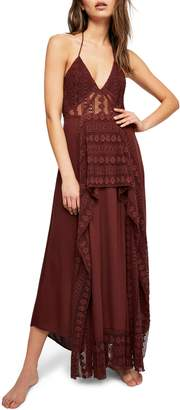 Free People Can't Wait to Swim Maxi Dress