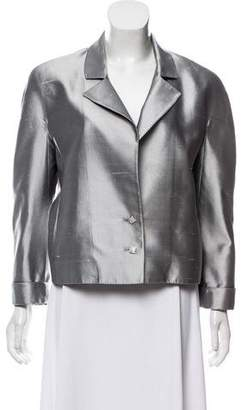 Valentino Metallic Blazer