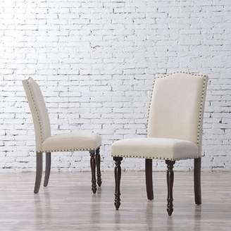 Alcott Hill Rexroad Classic Parson Upholstered Dining Chair