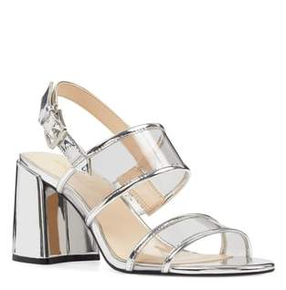 Nine West Gourdes Block Heel Sandal