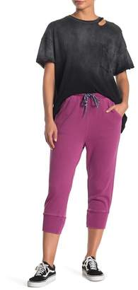 Free People Counterpunch Cropped Jogger Pants