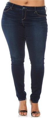 SLINK Jeans 'The Skinny' Stretch Denim Jeans $98 thestylecure.com