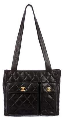 31684df2fd4ae6 Lambskin Handbag - ShopStyle