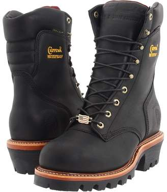 Chippewa 9 Waterproof Insulated Super Logger Men's Work Boots