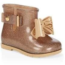 Mini Melissa Toddler's& Little Girl's Mini Sugar Rain Boots