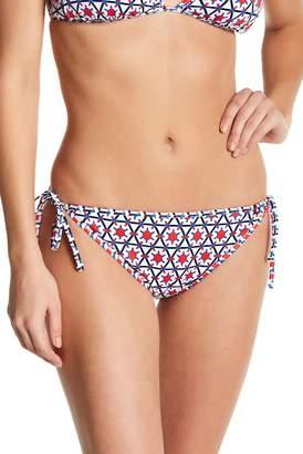 Tommy Bahama Geo Print Reversible Sting Bikini Bottoms