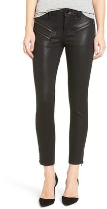 Women's Trouve Coated Skinny Jeans