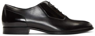 Jimmy Choo Black Tyler Oxfords