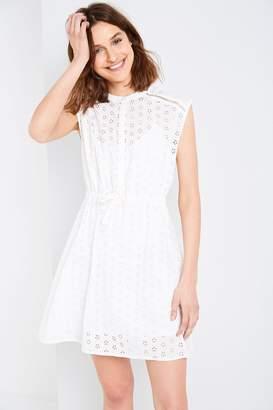 Jack Wills Dress - Woolscott Broderie Shirt