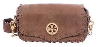 Tory Burch Suede Shoulder Bag