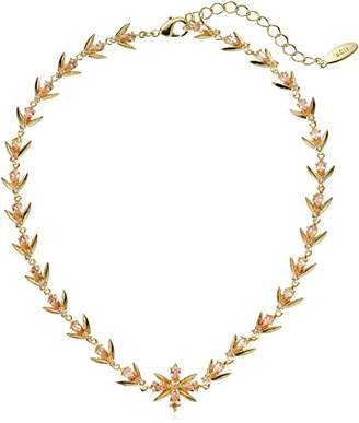 Noir Barbe Choker Necklace