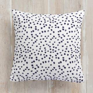 Organic Dot Square Pillow