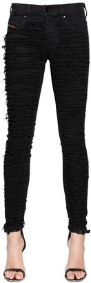 Dhary Super Slim Destroy Denim Jeans $251 thestylecure.com