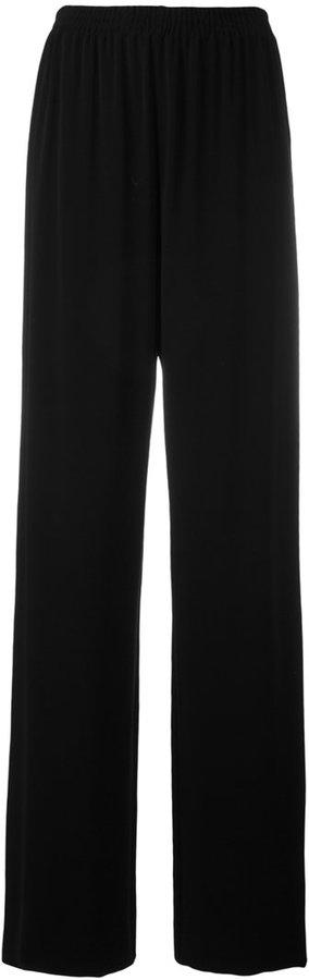 Emilio PucciEmilio Pucci high-waist palazzo pants