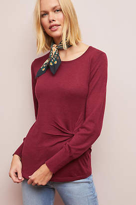 Moth Dresden Knotted Pullover