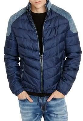 Buffalo David Bitton Jievs Quilted Cotton Jacket
