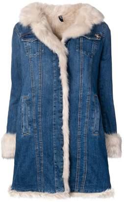 Liu Jo long denim coat