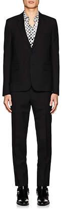 Saint Laurent Men's Classic Wool Two-Button Suit - Black