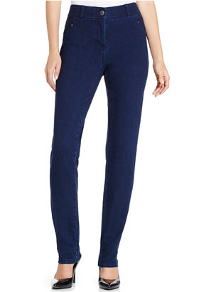 Style & Co. Ponte Slim-Leg Pants, Only at Macy's $49.50 thestylecure.com
